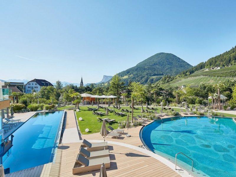 Begleitete Golfwoche ins Alpina im Südtirol