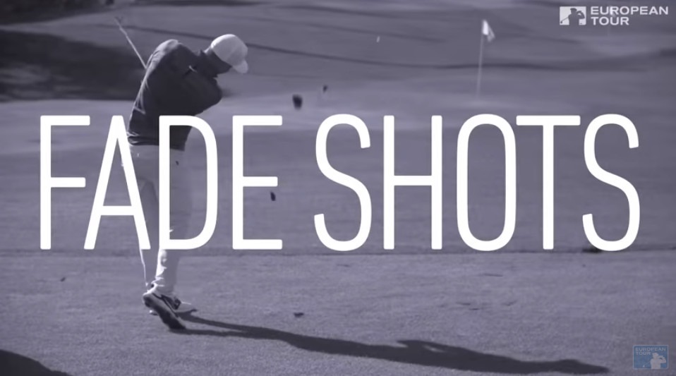 Alex Noren Fade Shots Instruktion