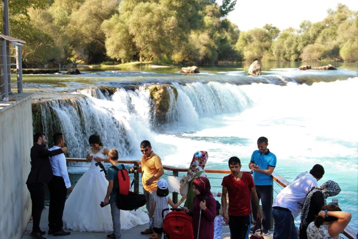Manavgat Wasserfall