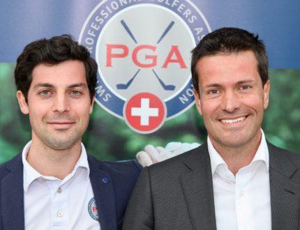 SPGA Team Championship Winners Gianluca Patuzzo und Simone Castelanelli