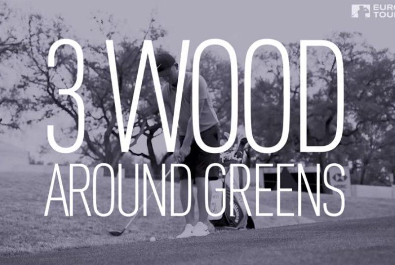 Tom Lewis Woods Videostill