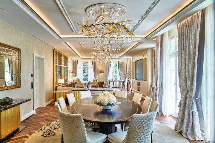 Wohnzimmer King Suite