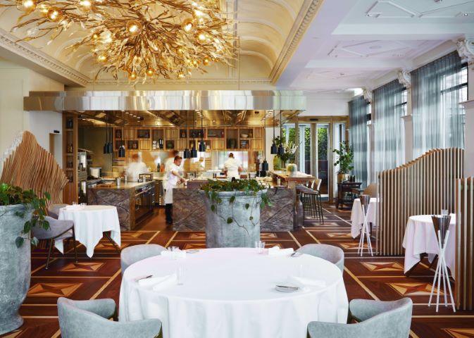 Grand Resort Quellenhof Bad Ragaz Restaurant Memories