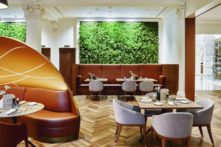 Grand Resort Quellenhof Bad Ragaz Restaurant verve by sven