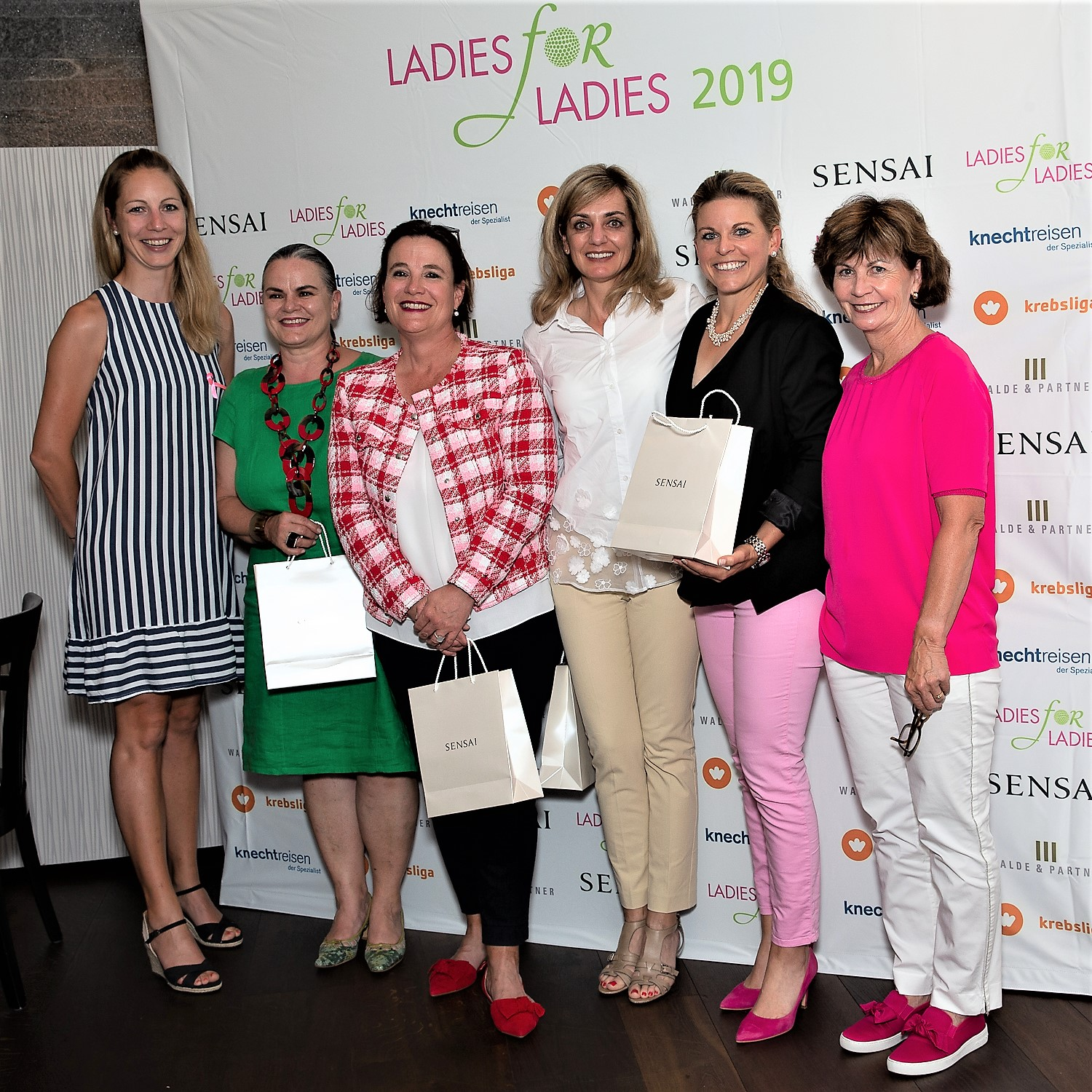 LADIES-for-LADIES-Charity-Golftour - zu Gunsten der Krebshilfe at Golfclub Küssnacht am Rigi - 19-07-09- Daniel H. Stauffer/photo - 2019©stauffi.com