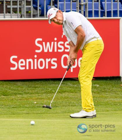 Ralph Pollkeit - Turnierdirektor der Swiss Seniors Open