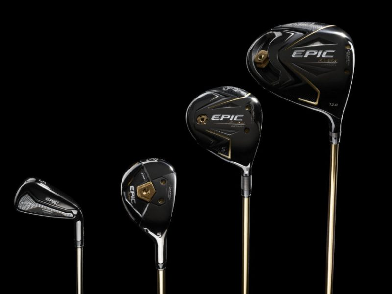Callaway Epic Flash Star Family