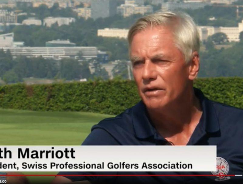 Keith Marriott Interview CNN Money Switzerland