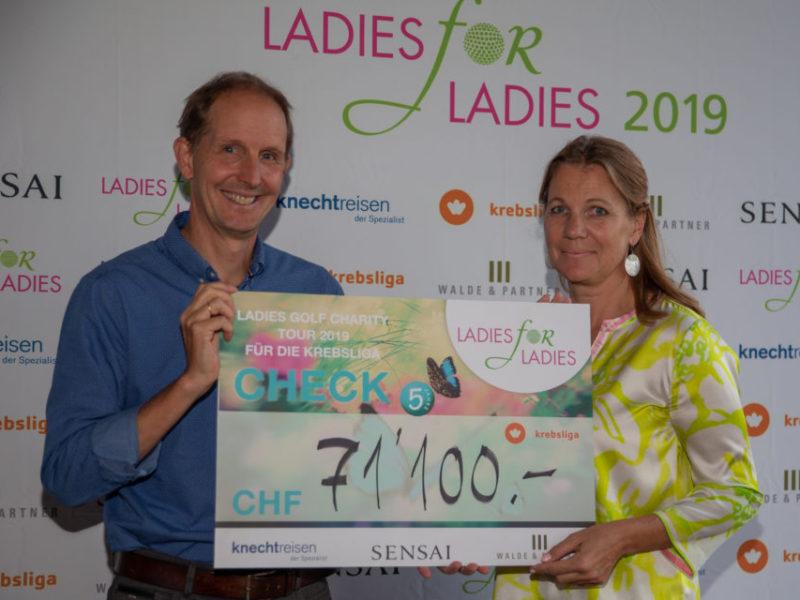 Ladies for Ladies 2019 Check