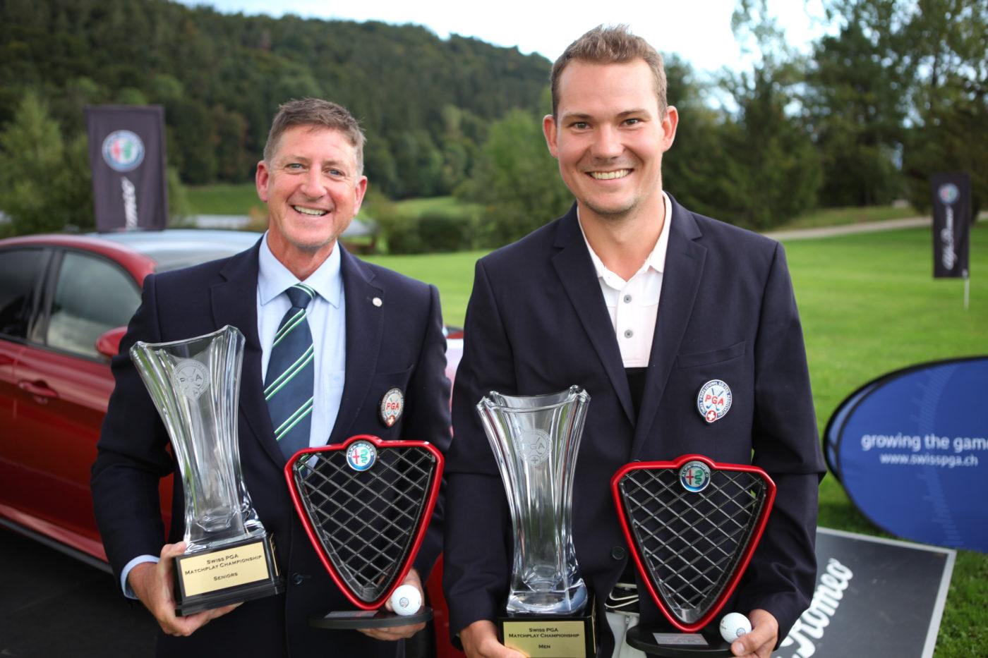 Sieger Swiss PGA Championship 2019