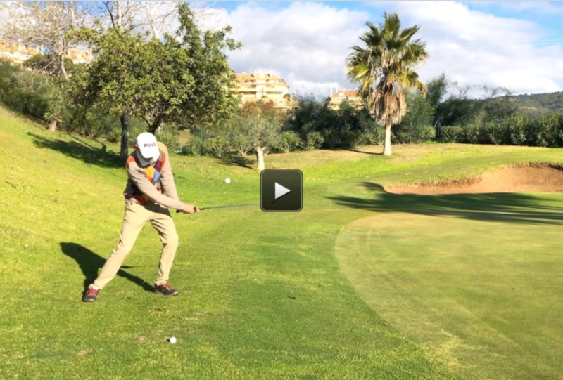 The easiest way to hit a great lob shot