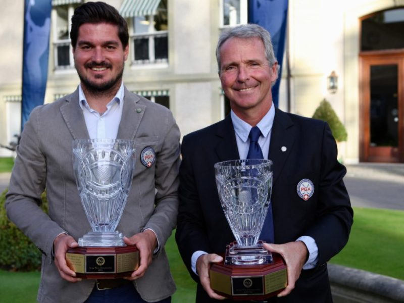 Swiss PGA Championship 2019 Resultat