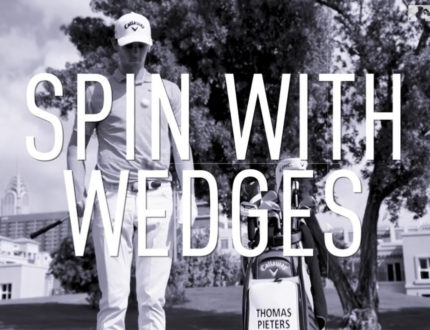 Spin with Wedges mit Thomas Pieters
