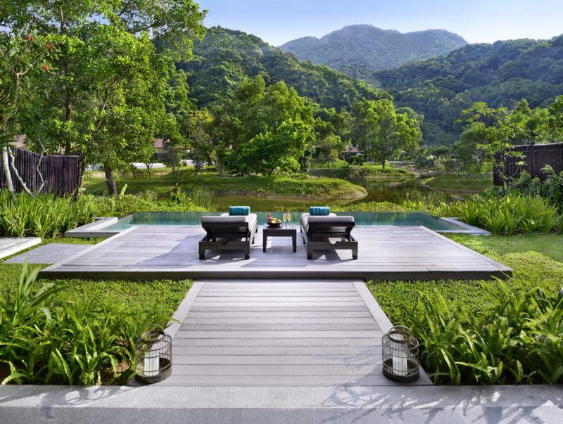 Lagoon Pool Villa (c) Banyan Tree Lăng Cô