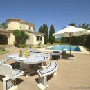 Luxusfinca 150m vom Strand, Pool und gratis WLAN, 4 Schlafzimmer 4 Bäder bis zu 10 Personen