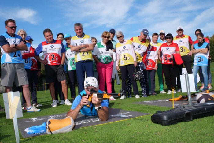 Quellness & Golf Resort Biathlon Cup 2019