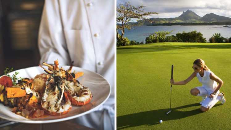 Golf & Gourmet Trophy von Sun Resorts
