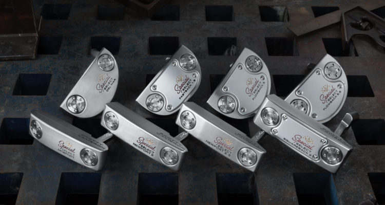 Scotty Cameron Special Select Familie 2000