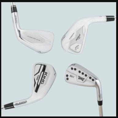 GolfDigest Hot List Players Irons 2020