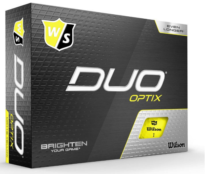 Wilson Duo Optix Golfball