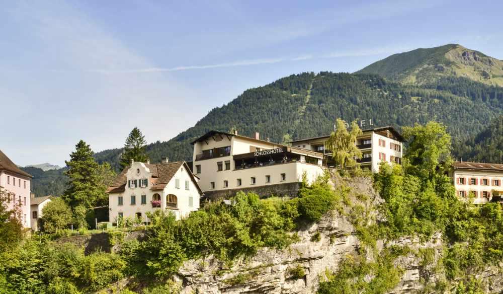 Schlosshotel Döeflingern - Golf in Vorarlberg