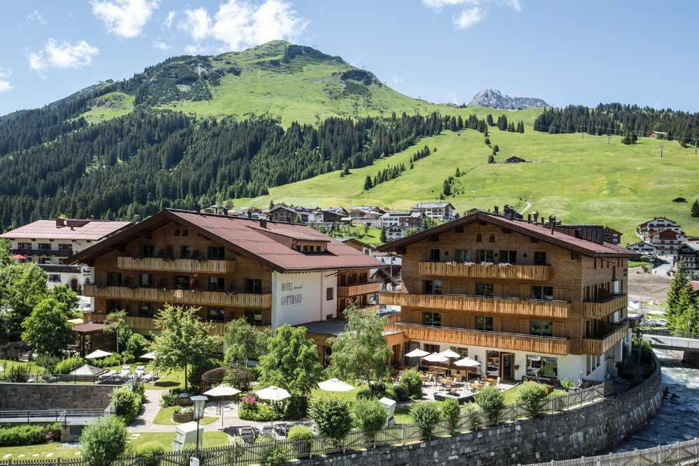 Hotel Gotthard Lech - Golf in Vorarlberg