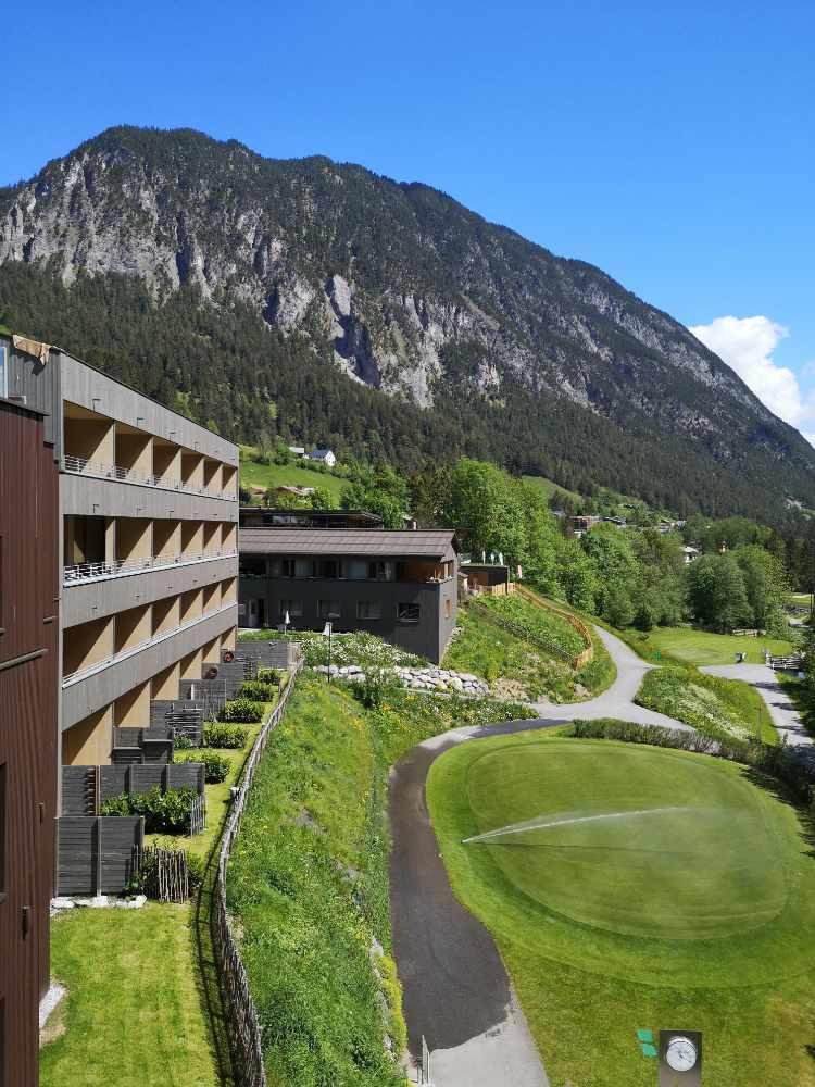 Hotel Sarotla - Golf in Vorarlberg