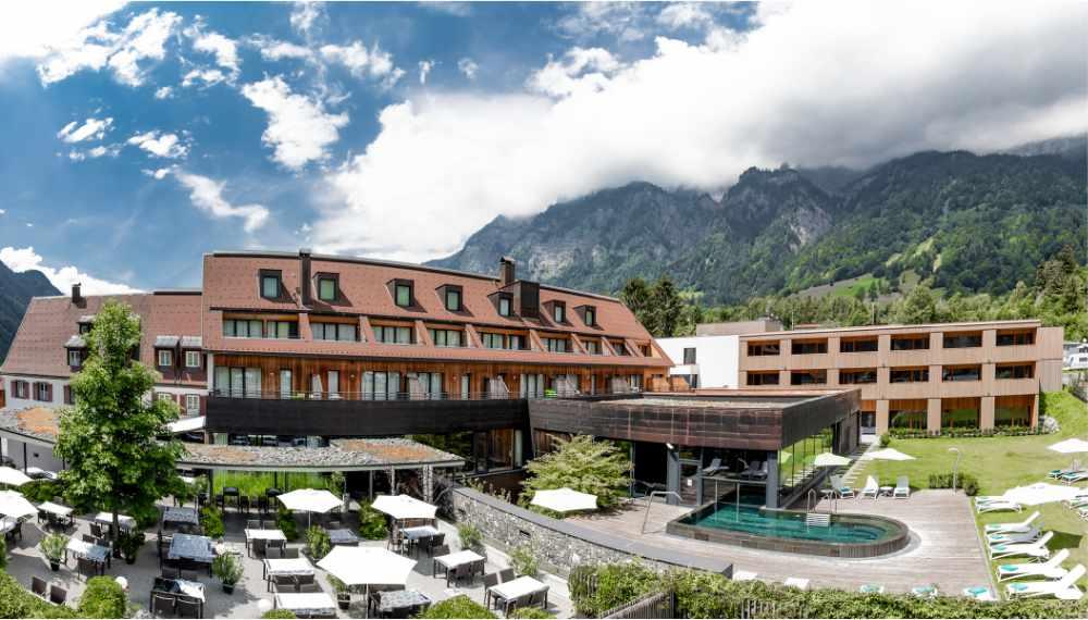 Traube Braz - Golf in Vorarlberg