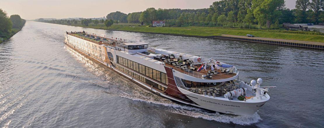 Reisebüro Mittelthurgau- Golf-Flussreisen - Excellence Countess