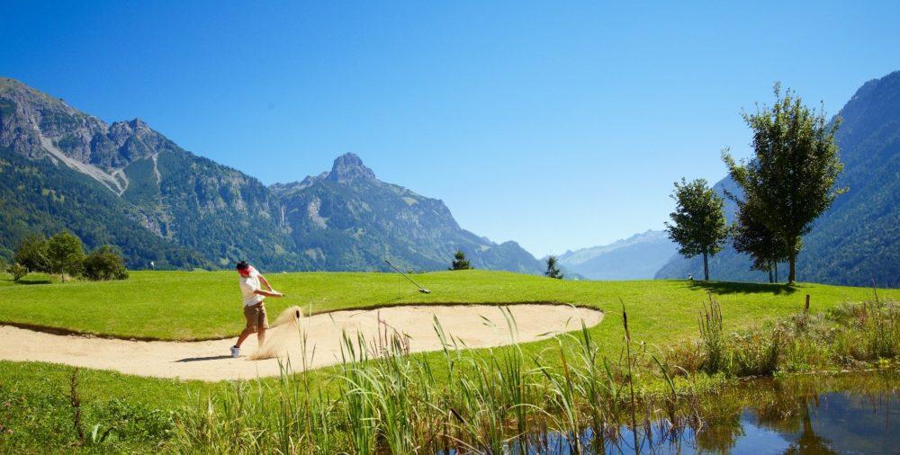 Golf in Vorarlberg - Angebote