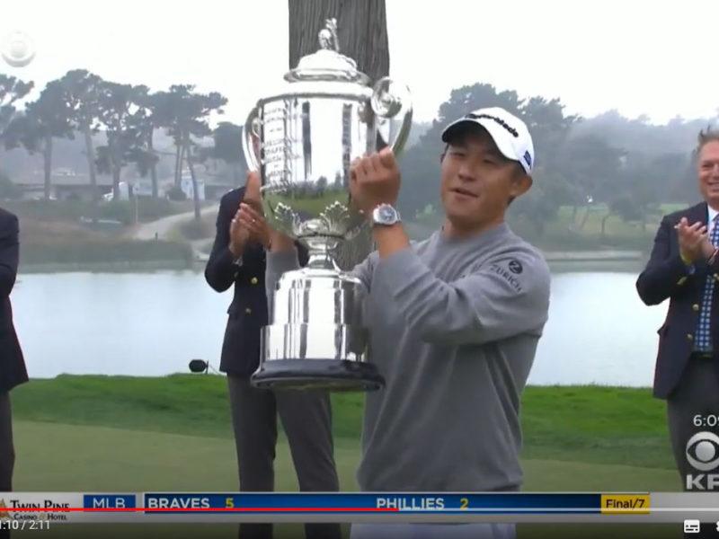 Collin Morikawa PGA Chamionship 2020