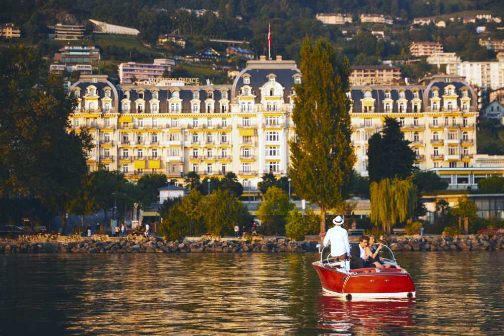 Fairmont Le Montreux Palace Stay and Golf