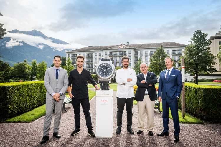 Grand Resort Bad Ragaz Hotel des Jahres