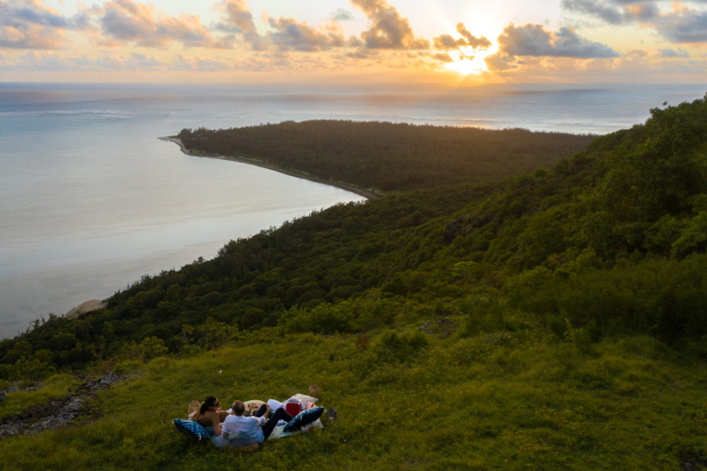 LUX Picnic on Le Morne Brabant