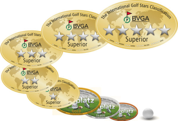 The International Golf Stars Classification