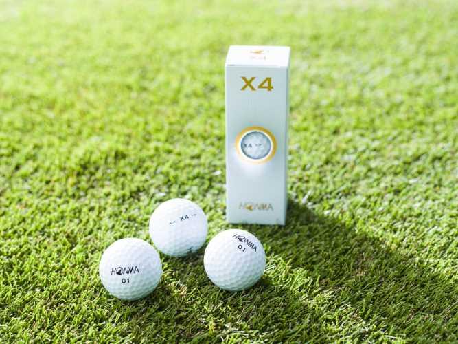 HONMA X4 Golfball