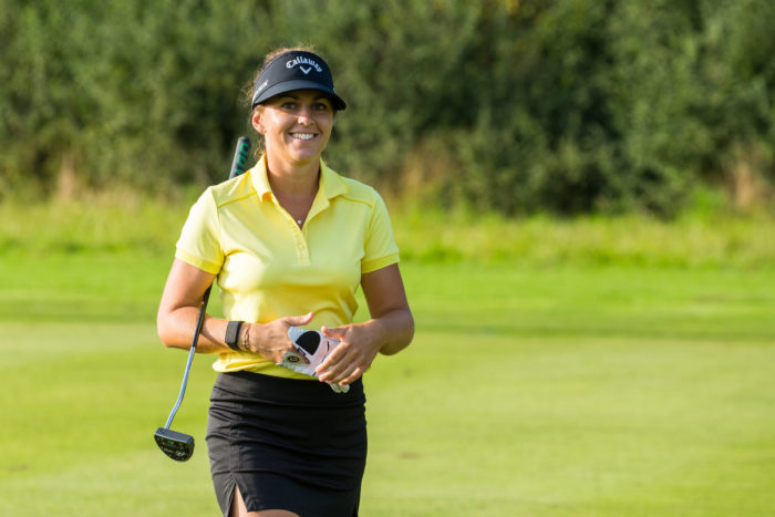 VP Bank Swiss Ladies Open 2020 Kim Métraux