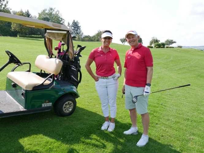 Traditionell wird im Quellness & Golf Resort Bad Griesbach der Ryder Cup Deutschland gegen Schweiz ausgetragen.