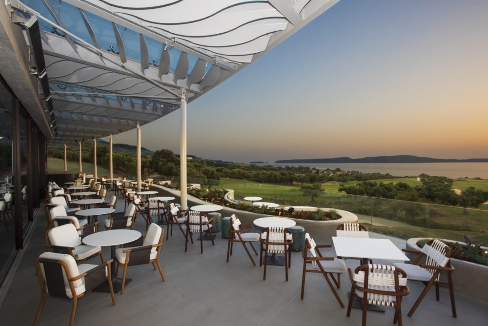 Costa Navarino Bay Clubhouse