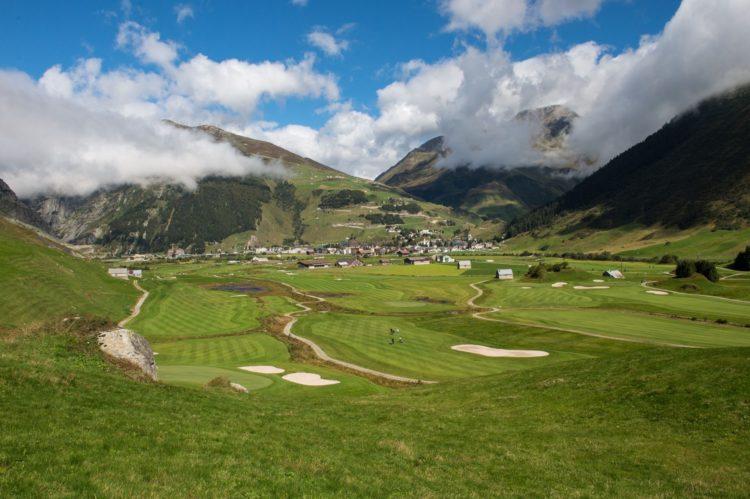 Golf Andermatt