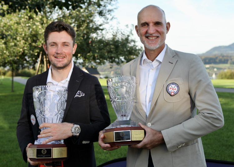 Swiss PGA Championship 2020 Gewinner