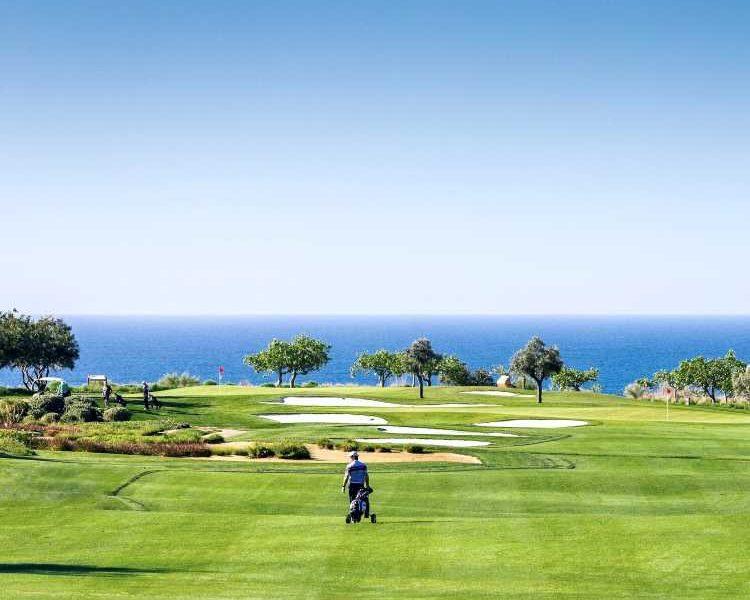 Algarve übernimmt Golfgepäck Kosten