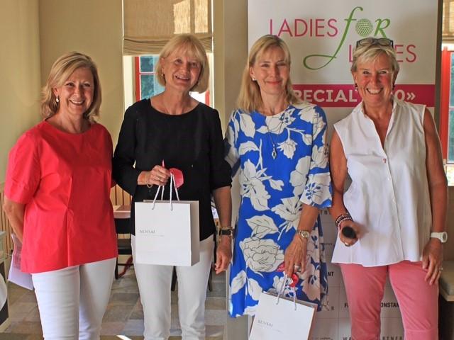 Ladies for Ladies - Siegerehrung Golfclub Schloss Goldenberg