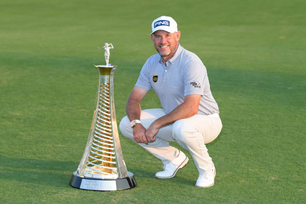 Lee Westwood copyrigtht Getty Images