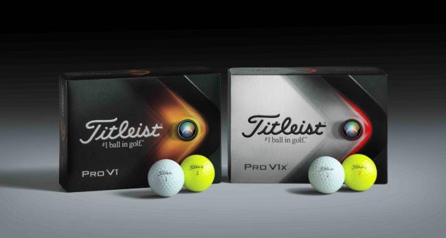 Titleist Pro V1 und Pro V1x 2021