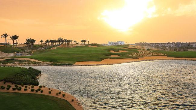 NEWGIZA Golf Course, Ägypten