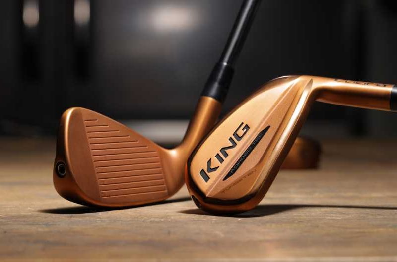 COBRA KING Forged TEC Copper Eisen