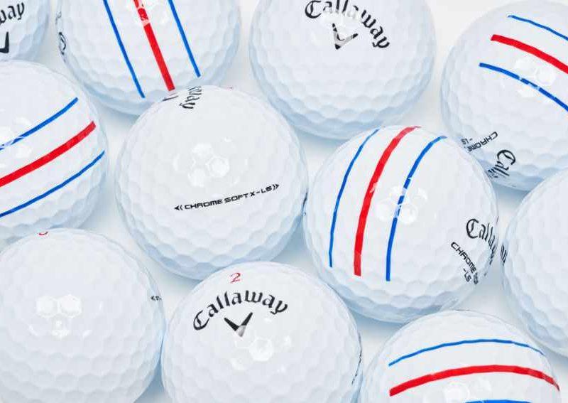 Callaway Chrome Soft X LS Golfball