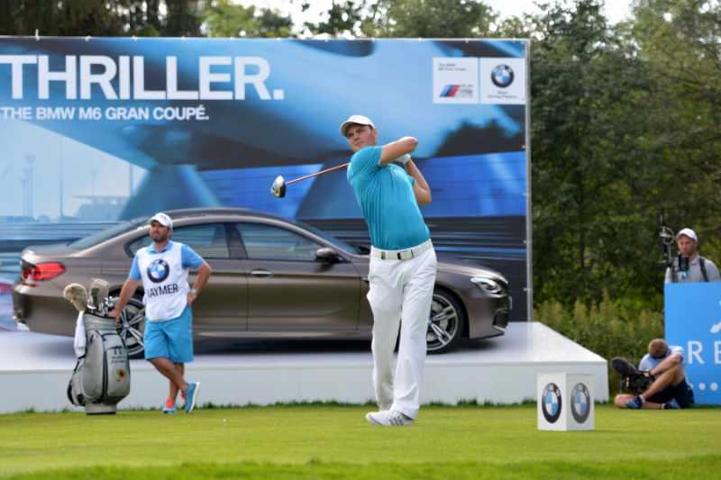 Martin Kaymer bei den BMW International Open (Foto: BGV)