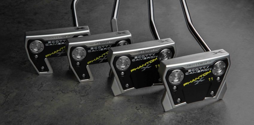 SCOTTY CAMERON PHANTOM X-PUTTER